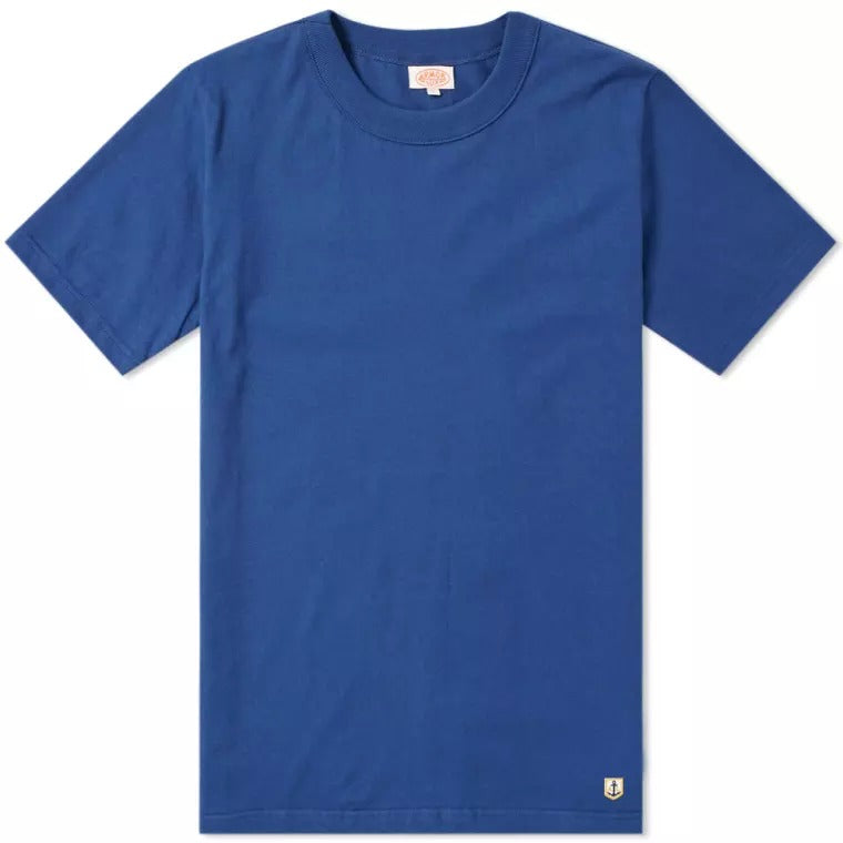 Armor Lux Blue T-Shirt-6381