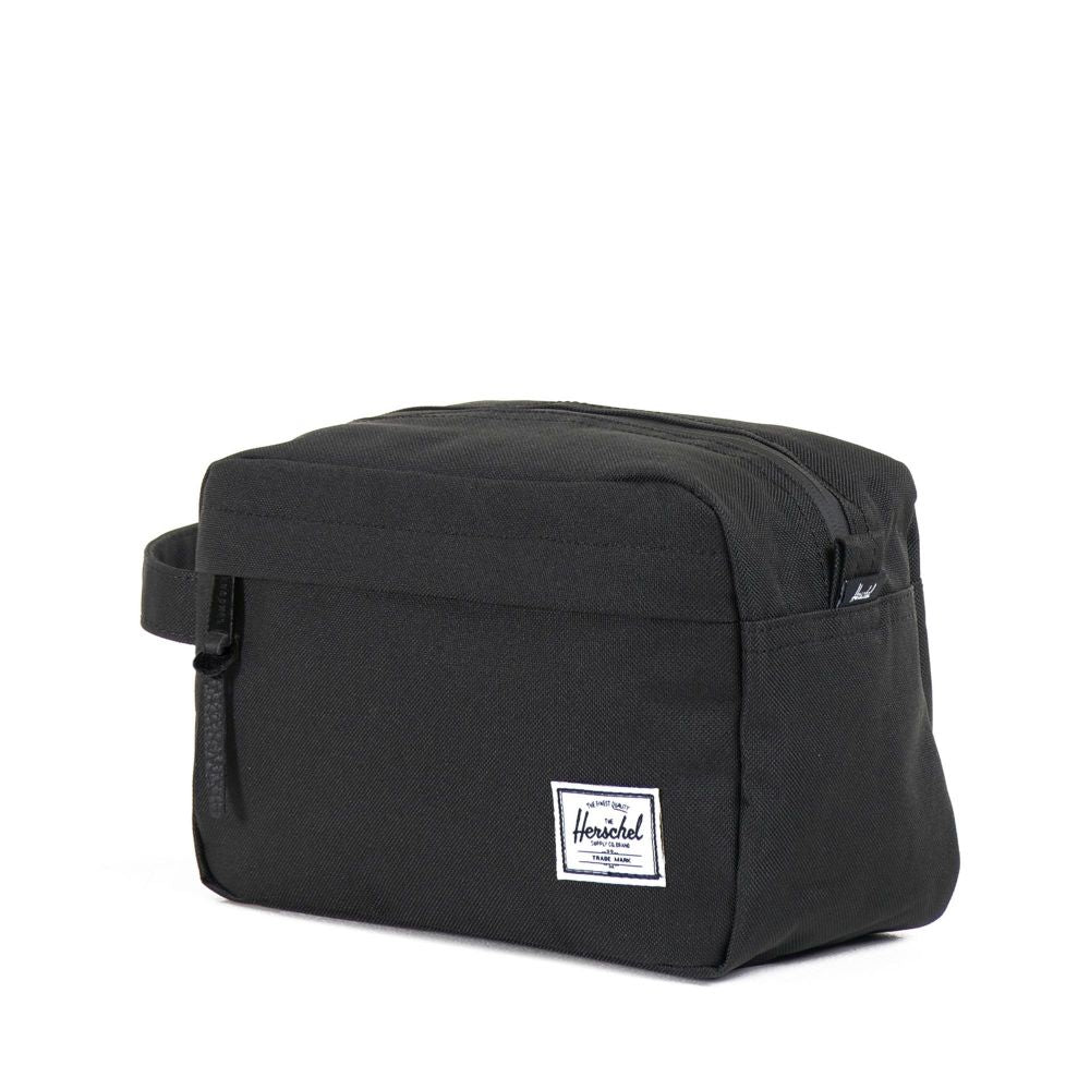 ID4519-Herschel Chapter Wash Bag Black
