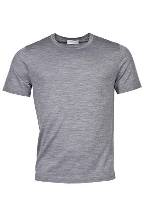 ID10220-Thomas Maine Grey Merino Crew