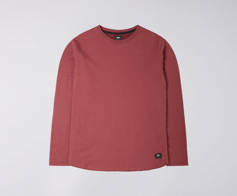 Edwin Terry Oxblood Sweatshirt