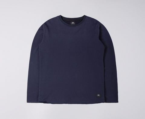 Edwin Terry Navy Sweatshirt