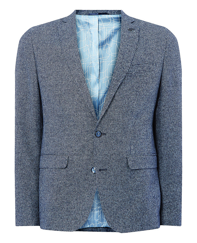 ID7190-Remus Uomo Blue Jacket