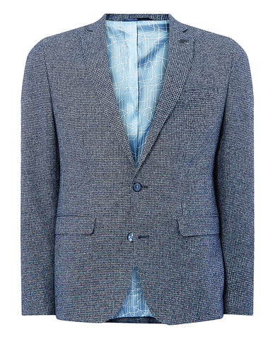 Remus Uomo Blue Jacket 7190