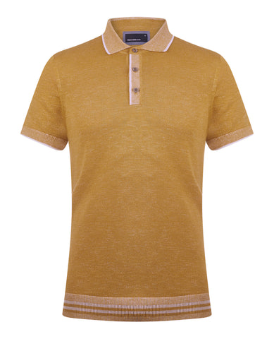 Remus Uomo Knitted Polo 7177
