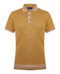 ID7177-Remus Uomo Knitted Polo