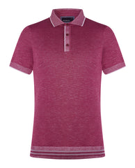 ID7179-Remus Uomo Knitted Polo
