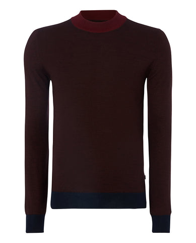 ID8230-Remus Red Turtle Neck