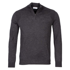 ID8272-Thomas Maine Zip Merino Grey