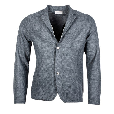 Thomas Maine Grey Cardigan 8282
