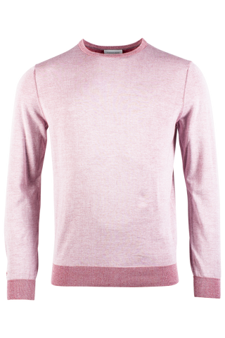 ID7351-Thomas Maine Cotton Crew Neck Knitwear