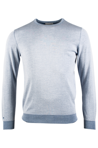 Thomas Maine Crew Neck Knitwear 7352