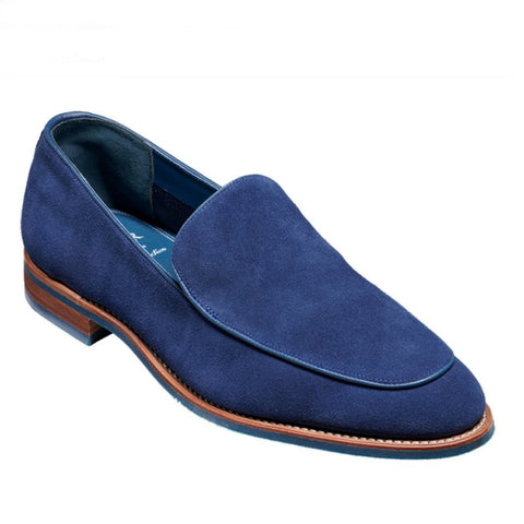 Barker Toledo 2 Pacific Blue Loafer-7420