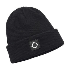 Mastrum Jet Black Icon Watch Cap