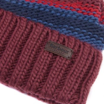 ID20097-Barbour Harrow Beanie