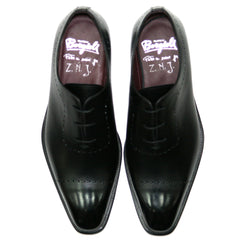 Borgioli Black Shoe