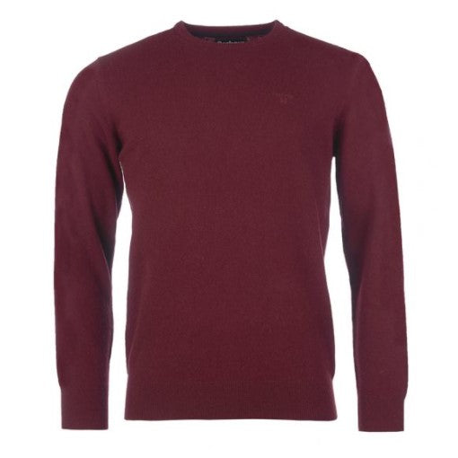 ID20056-Barbour Ruby Lambswool Crew