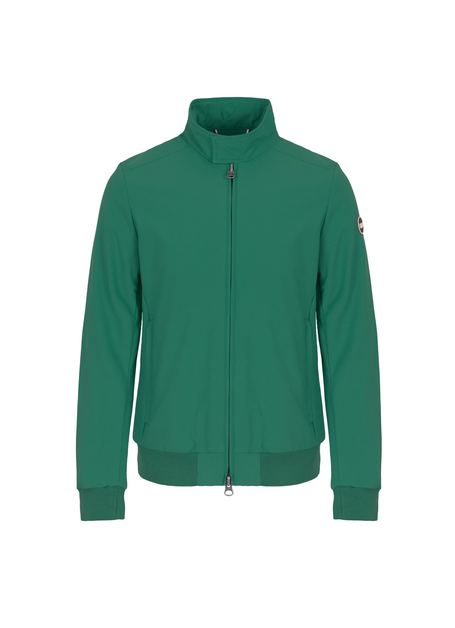 Colmar Green Biker Jacket