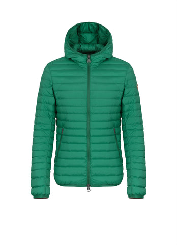 Colmar Stretch Green Down Jacket