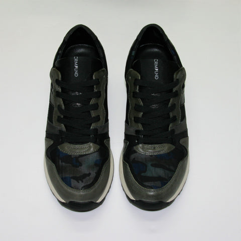 Crime London Escape Camo Trainer 4478 was £155