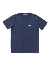 Nudie Navy Daniel Logo T-Shirt 7046