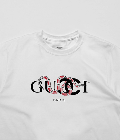 Kustom London Gucci White 8635
