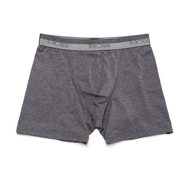 HOM HO1 Grey Long Boxer Briefs
