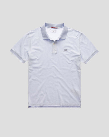 ID10023-CP Company Silver Tacting Polo Shirt