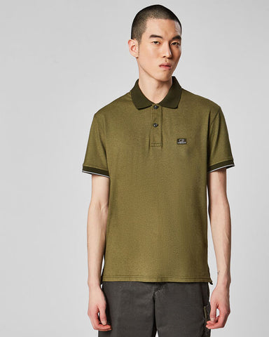 ID10025-CP Company Olive Tacting Polo