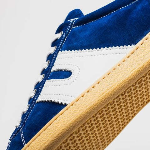 ID10105-Pantofola d'Oro Open Low Blue