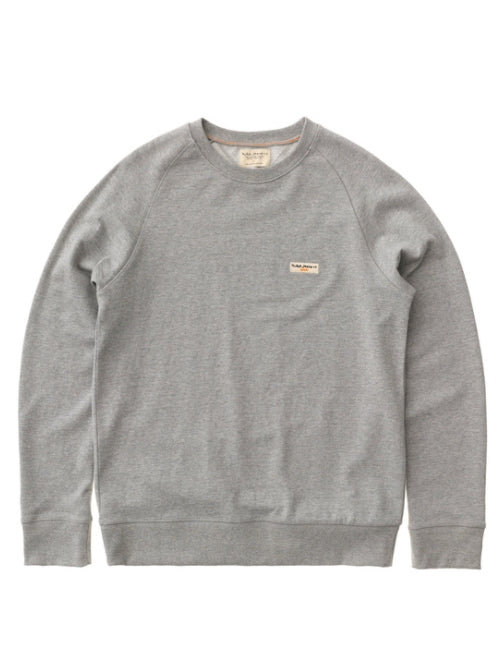 ID20421-Nudie Samuel Grey Sweat Shirt