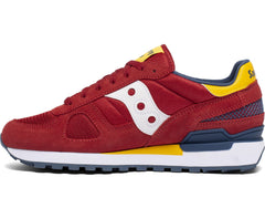 ID30067-Saucony Shadow Original-Red/Yellow