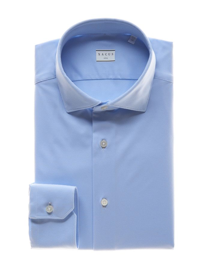 ID30444-Xacus Blue Active Shirt
