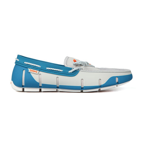 ID7307-Swims Alloy Seaport Stride Lace Loafer