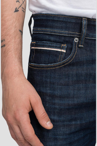 ID20392-Replay Grover Dark Wash Jean