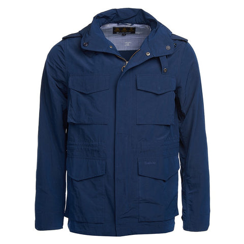 Barbour Blue Orel Four Pocket Jacket