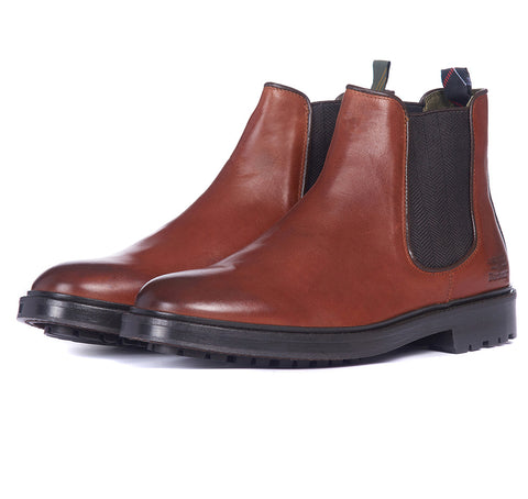 ID20101-Barbour Wansbeck Brown Boot