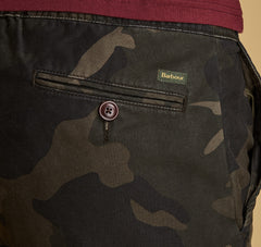 Barbour Bay Camo Shorts 7032