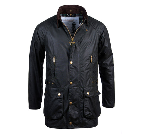 Barbour Icon Sage Beaufort Jacket 8051