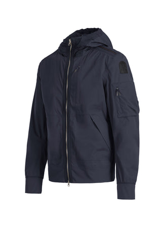 Parajumpers Blue/ Black Yakumo Jacket