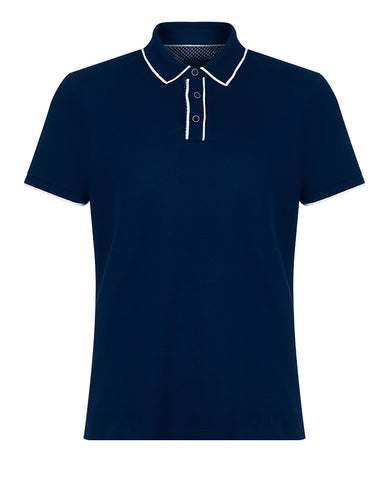 Remus Uomo Tipped Polo 7171