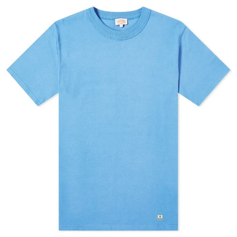 ID10077-Armor Lux Bright Blue Crew T-Shirt