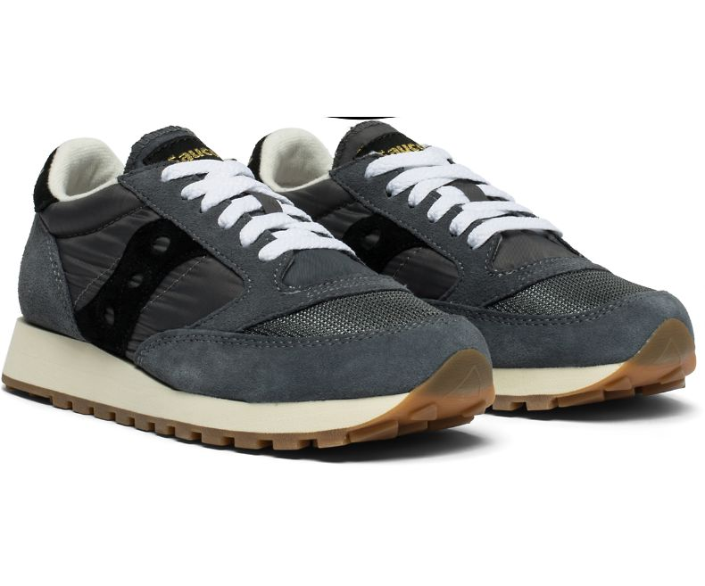 ID8644-Saucony Originals Grey Jazz