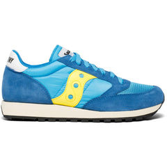 Saucony Blue Yellow Jazz -7412