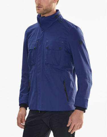Belstaff Blue Slipstream Jacket