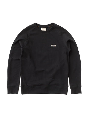 Nudie Samuel Sweatshirt Black 8497