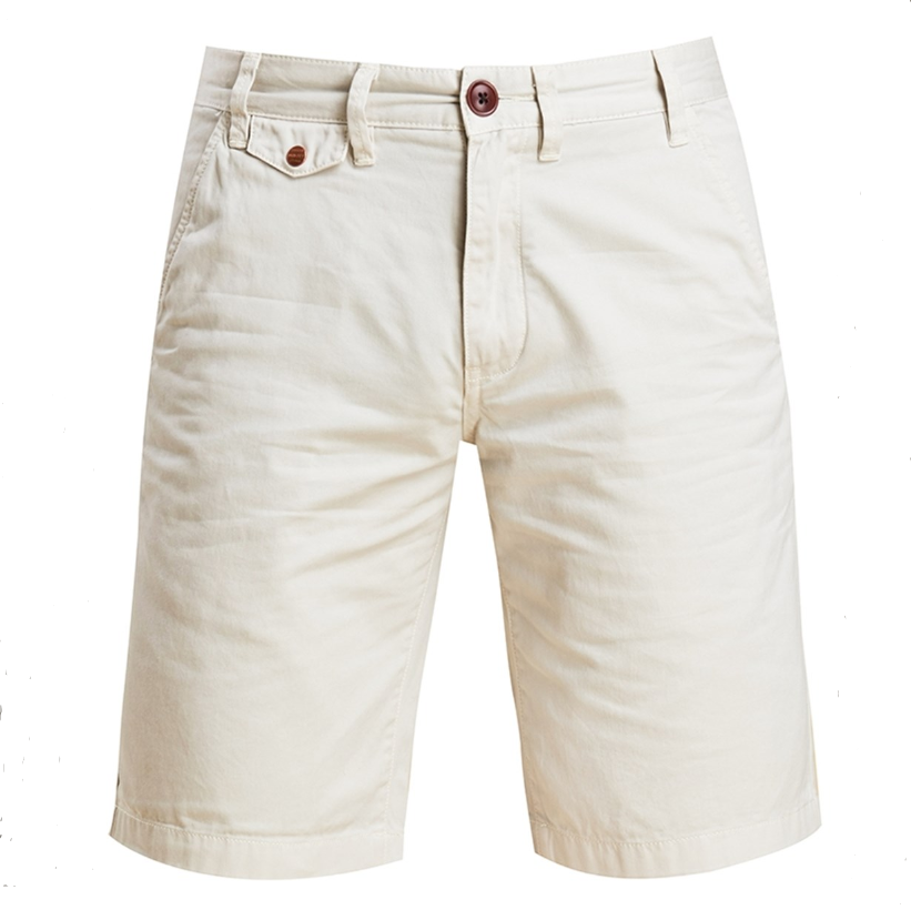 Barbour Neuston Light Stone Shorts