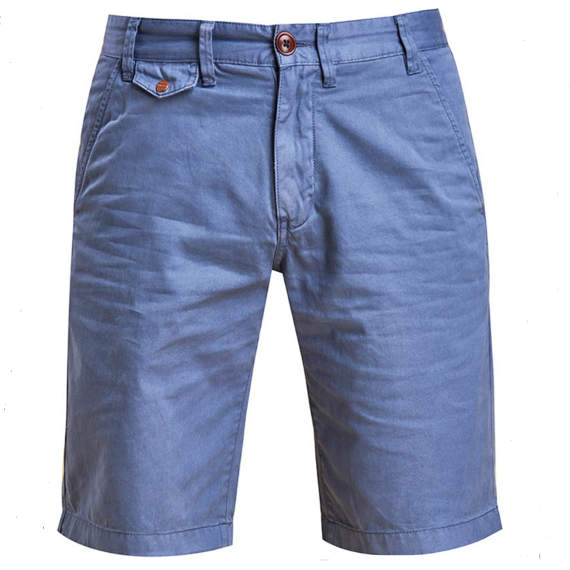 Barbour Neuston Dark Chambrey Shorts 5297