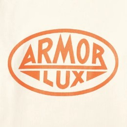 Armour Lux Cream Logo Sweatshirt 8431