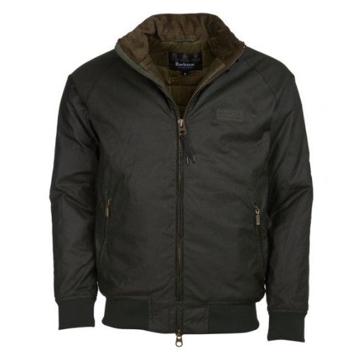 ID20061-Barbour International Westway Jacket