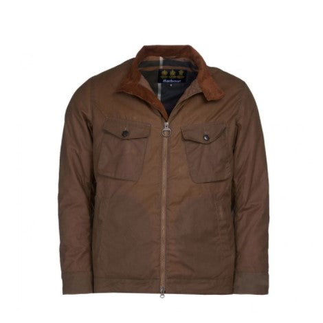 ID20032-Barbour Weldon Wax Jacket